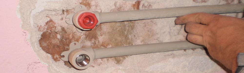 plumbing repairing pipes