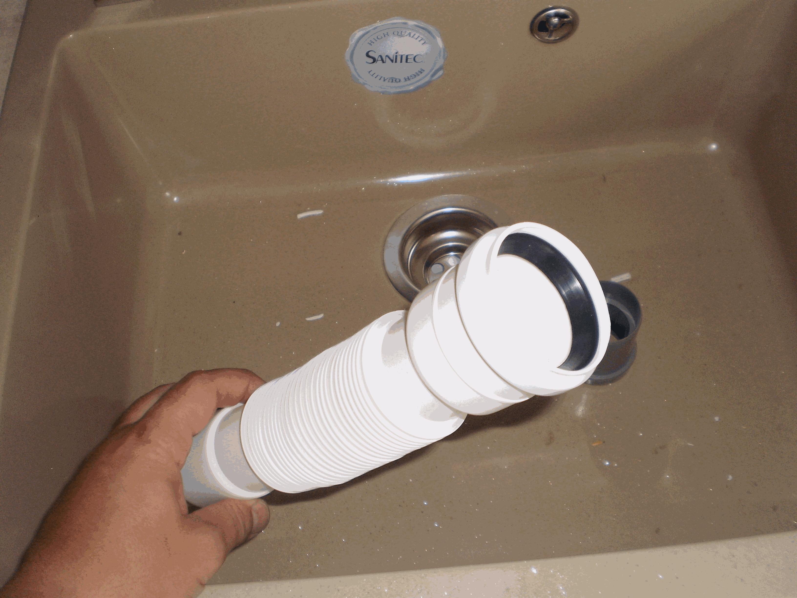 Мека връзка за мръсна вода